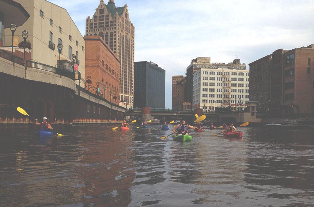 Milwaukee SUP & Kayaking