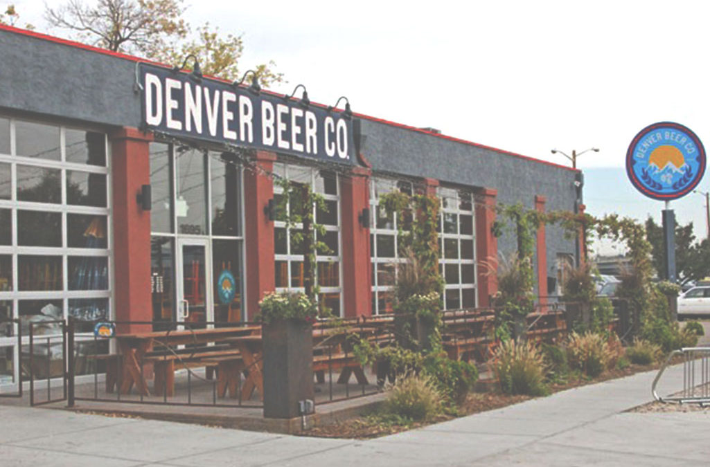 Local Brewery:  Denver Beer Company